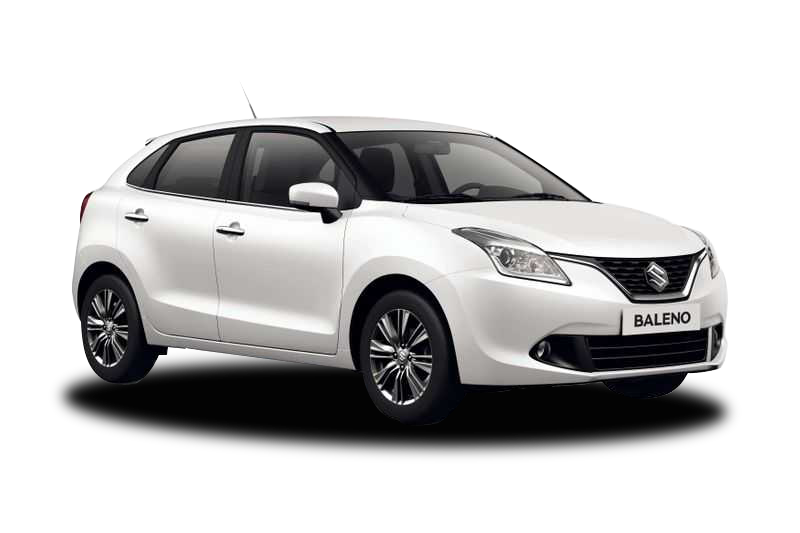 Hire a Suzuki Baleno car in Thessaloniki