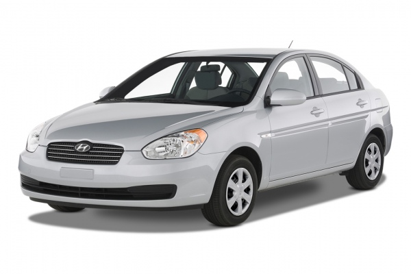 Rent a Hyundai accent car in Thessaloniki