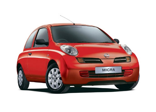 Rent a nissan Micra car in Thessaloniki