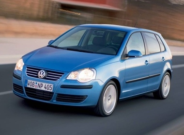 Rent a VW Polo car in Thessaloniki