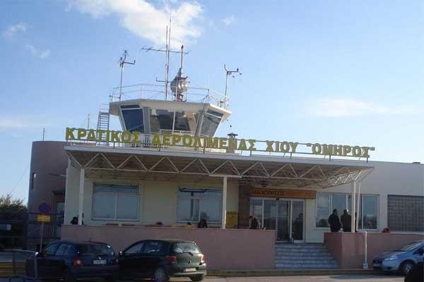 Hire a car Chios airport