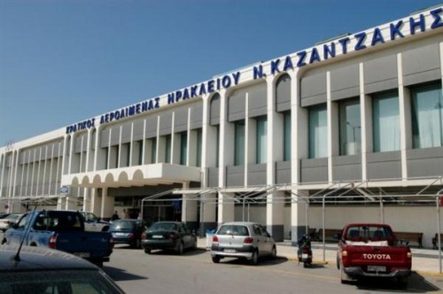 Car hire Herakleion airport