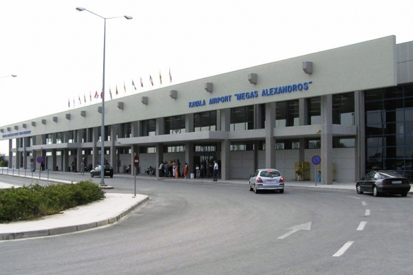 Rent a car Kavala airport
