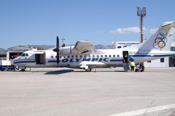 Car hire Paros airport