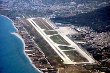 Car rental Rhodes airport - Autovermietung Rhodos Flughafen
