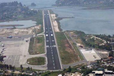 Rent a car Corfu airport