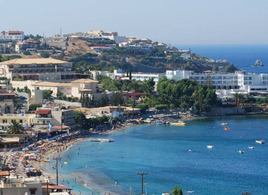 Car rental Agia Pelagia