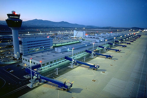 Car hire Athens airport
