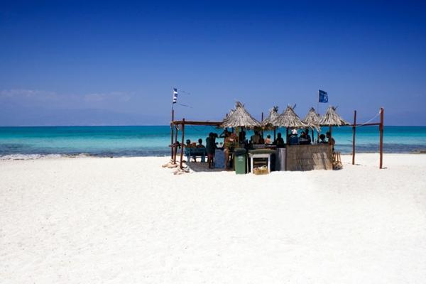 Rent a car in Crete island and explore beautiful beaches