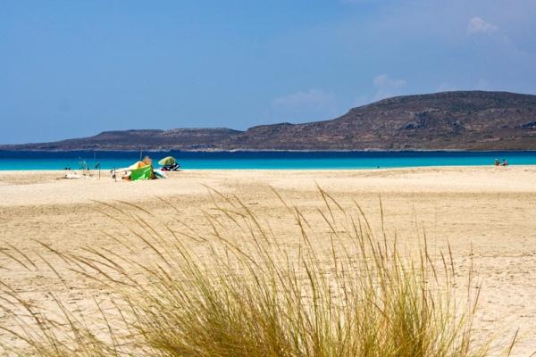Rent a car in Crete island and explore Elafonissos