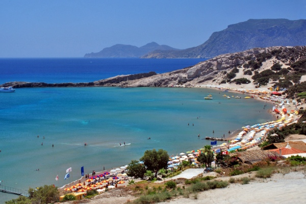 Rent a car in Kos  island and explore beautiful beaches