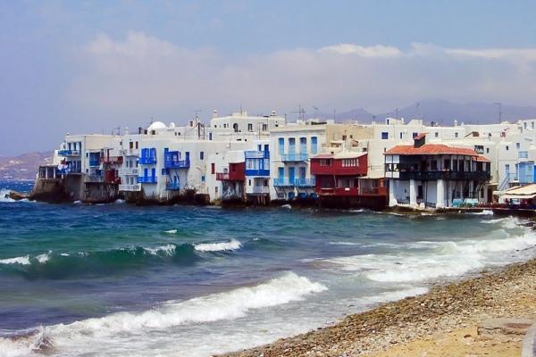 Rent a car in Mykonos island and enjoy your trip