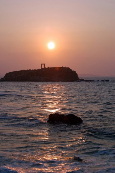 Rent a car in Naxos island and explore beautiful beaches