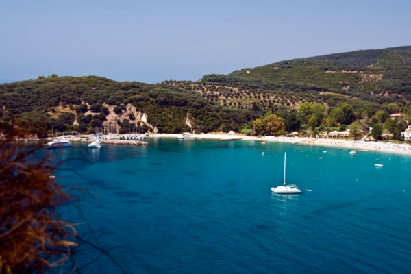 Rent a car in Parga  and explore beautiful beaches