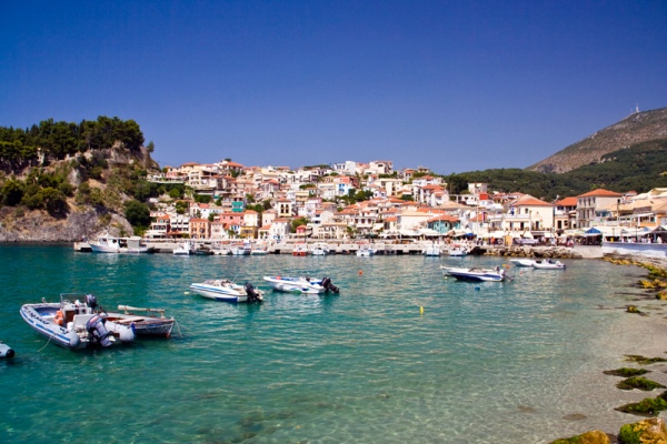 Rent a car in Parga  and enjoy your holidays