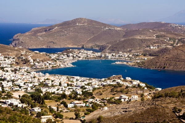 Rent a car in Patmos island and explore beautiful beaches