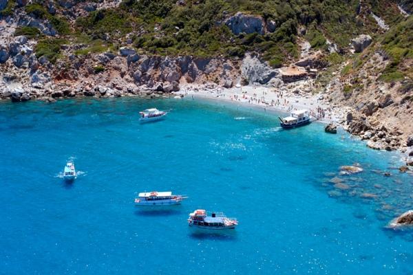 Rent a car in Skiathos  island and explore beautiful beaches