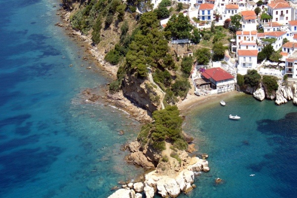 Rent a car in Skiathos  island and enjoy your holidays