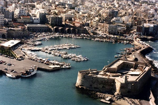 Car hire Heraklion