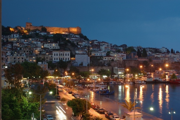 Car hire Kavala