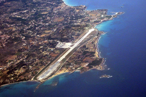 Hire a car Kefalonia airport