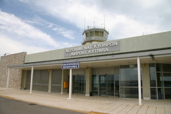 Car rental Kithira airport