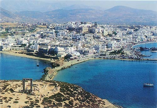 Car rental Naxos