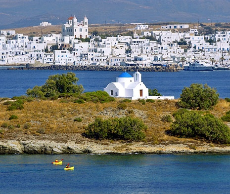 Hire a car Paros island