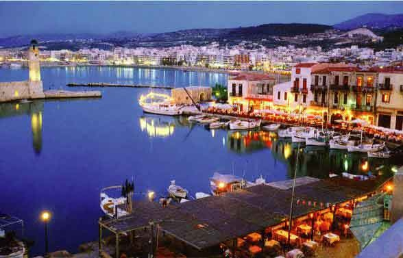 Hire a car Rethymno