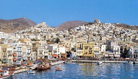 Car rental Syros