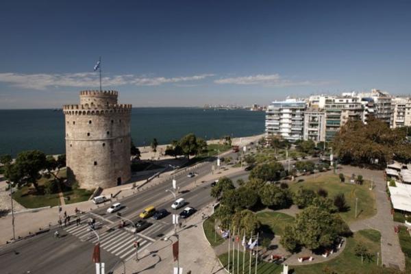 Η πόλη της Θεσσαλονίκης