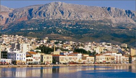 Mietwagen in Chios