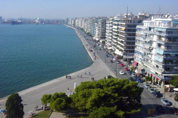 Rent a car Thessaloniki city