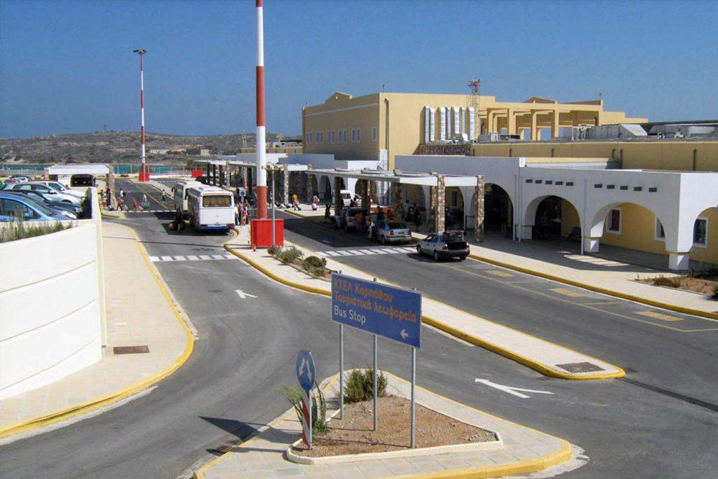 Rent a car at Karpathos Airport
